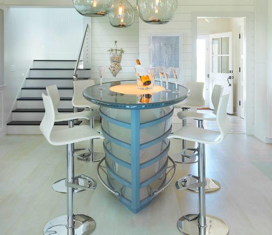 Барный стол для кухни фото