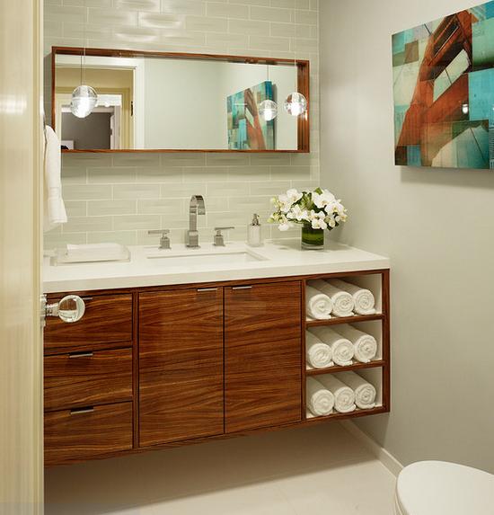 Красивые ванные комнаты фото