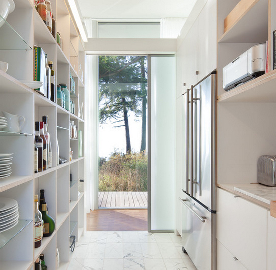 Кухня в коридоре фото-3