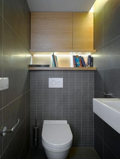 Шкаф в туалете фото (1)