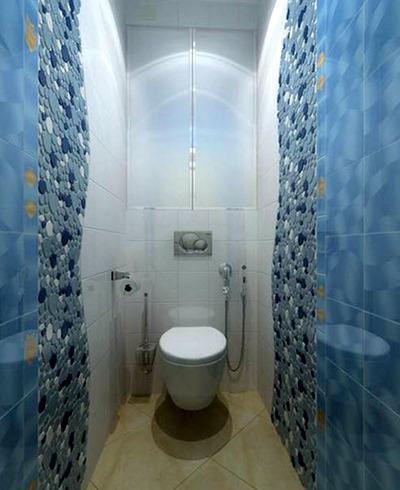 Шкаф в туалете фото (9)