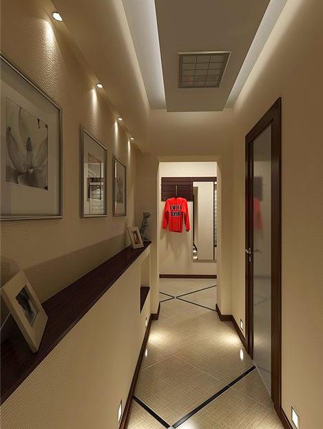 коридора узкого идеи фото ремонта