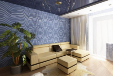 Идеи дизайна однокомнатной квартиры -100 фото проектов