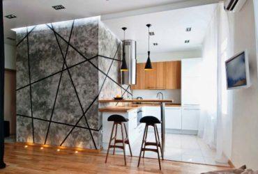 Современный интерьер квартир-студий — лучшие проекты!