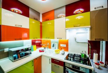 Дизайн кухни — 250 фото новых проектов 2019
