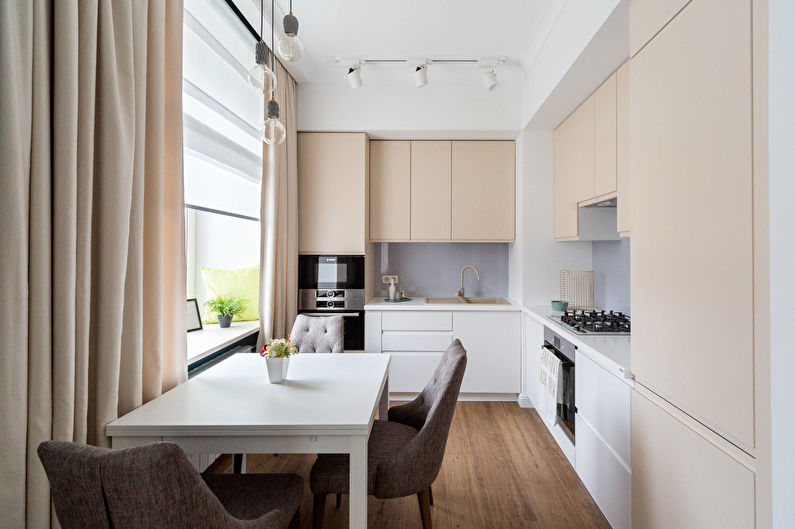 Дизайн кухни: 80 фото интерьеров, идеи для ремонта