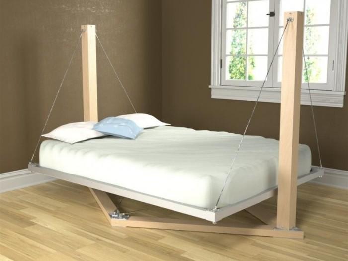 15 действительно удобных кроватей с оригинальным дизайном
