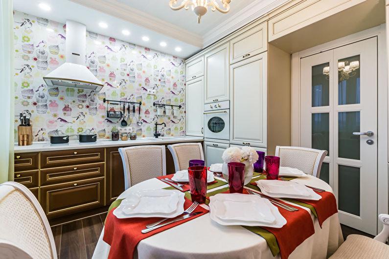 Дизайн кухни 11 кв.м. - 60 фото интерьеров, идеи для ремонта