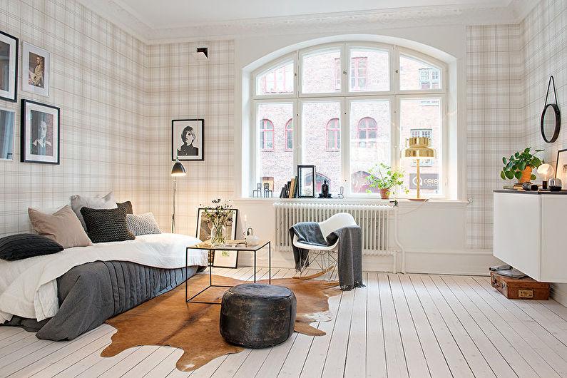Обои для зала (50 фото), какие обои выбрать для гостиной — Идеи интерьеров