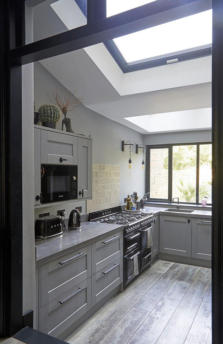〚 Принты и аксессуары как лейтмотив интерьера: необычный дом в Лондоне 〛 ◾ Фото ◾Идеи◾ Дизайн