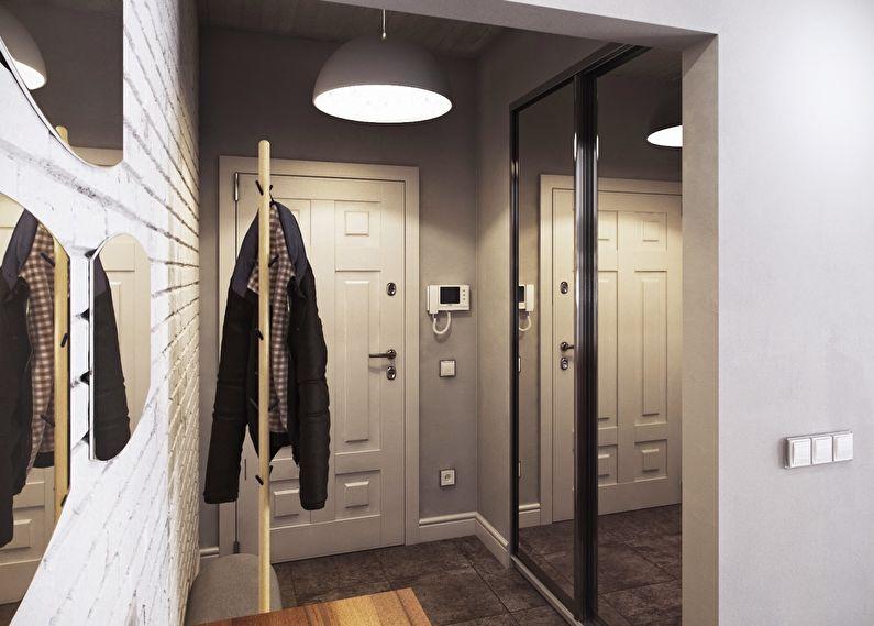 Серый цвет в интерьере — сочетание с другими цветами, как и где применять