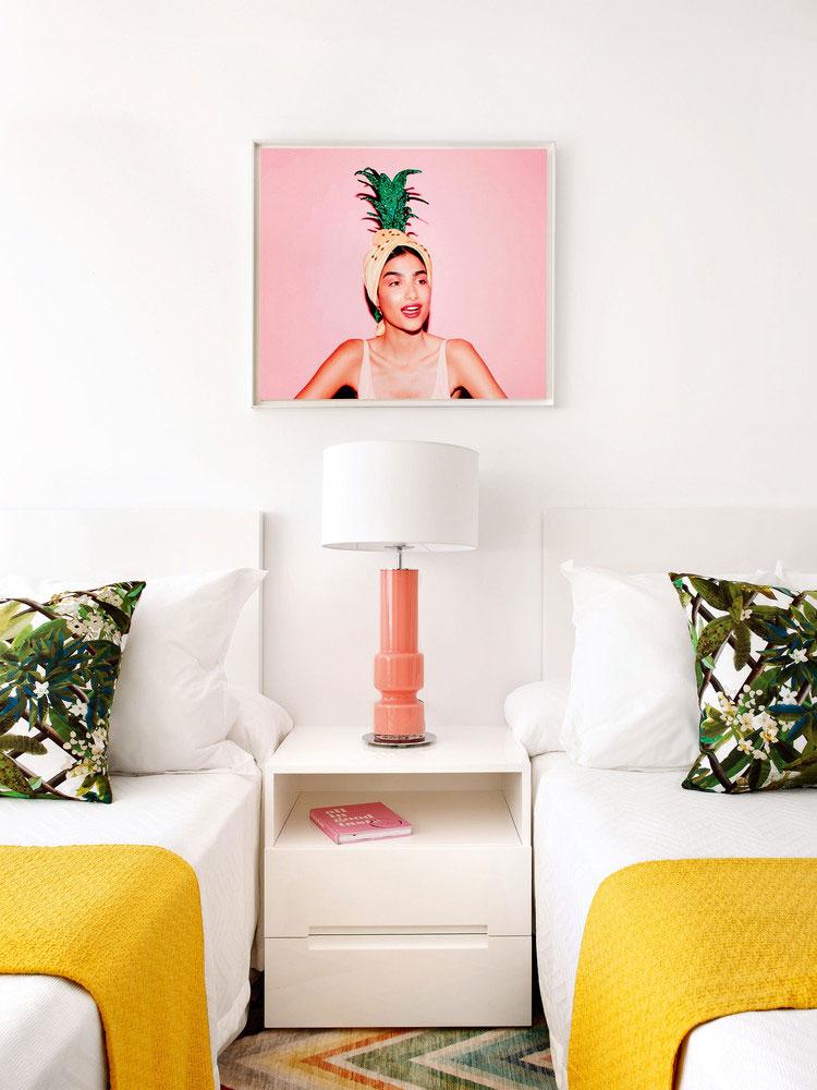 〚 Сочные краски и немного гламура в дизайне квартиры на Ибице 〛 ◾ Фото ◾Идеи◾ Дизайн